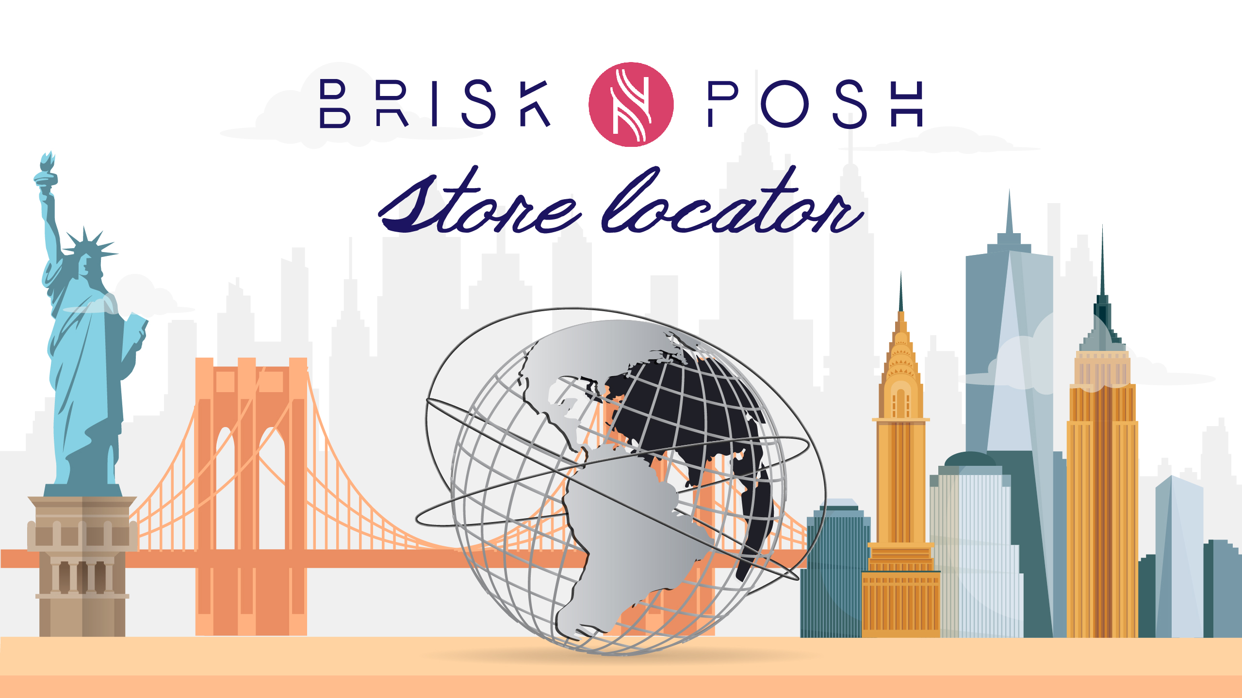 Salon locator | BriskNPosh